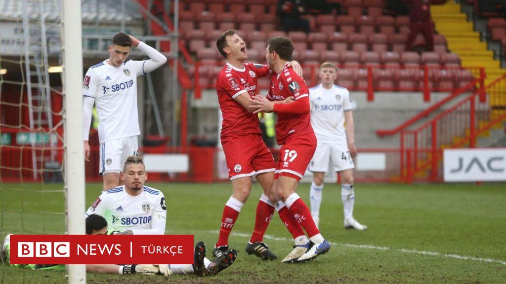 Crawley Town: Η ομάδα τουρκικού 4ου πρωταθλήματος που απέκλεισε τη Λιντς Γιουνάιτεντ στην Αγγλία, ανήκε και κατάφερε