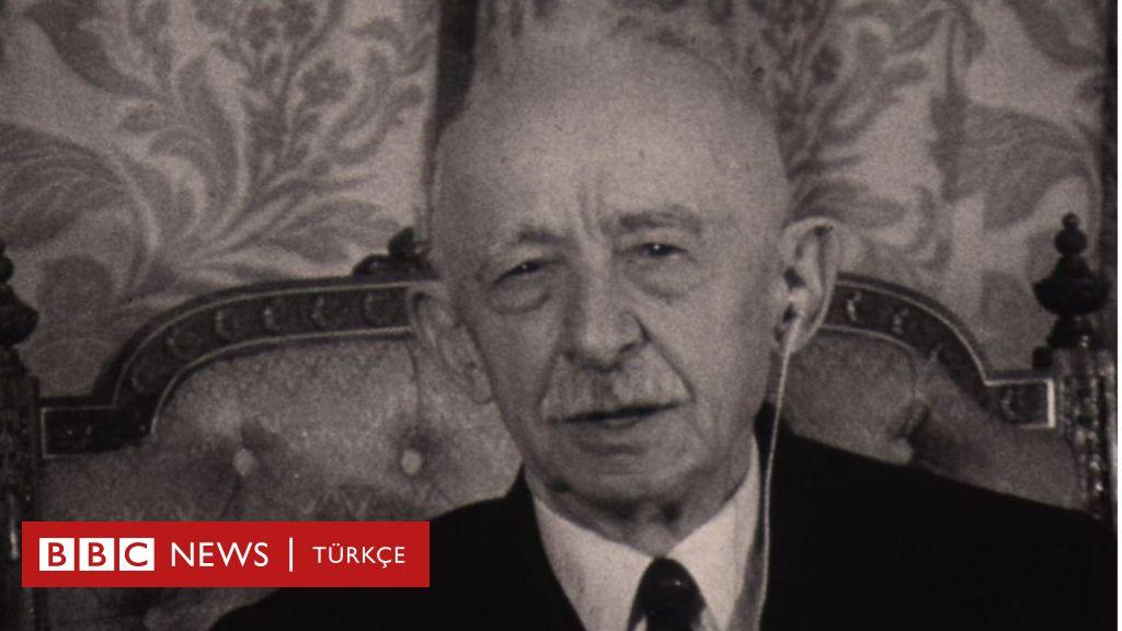 BBC Arşivlerinde Türkiye - Yıl 1964: İsmet İnönü, suikast girişiminden birkaç saat sonra BBC'de