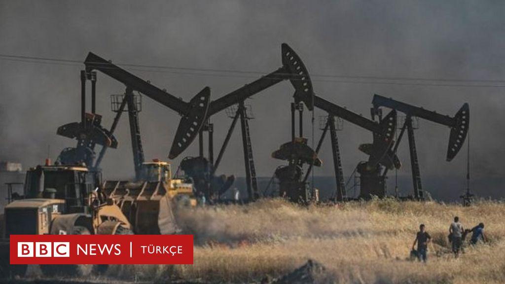 Suriye'de Kürt güçlerle Amerikan şirketi petrol anlaşması yaptı, Ankara ve Şam tepki gösterdi