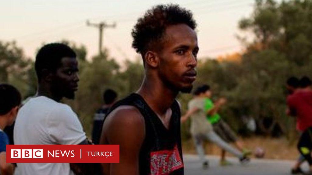 Yunanistan: Midilli'ye ulaşan Somalililer Türkiye'ye öğrenci vizesi ile giriyor
