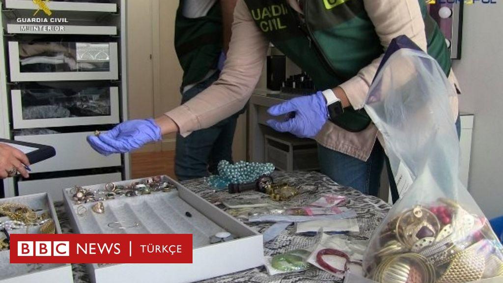 İspanya'da polis futbolcuların evlerini soyan çeteyi çökertti