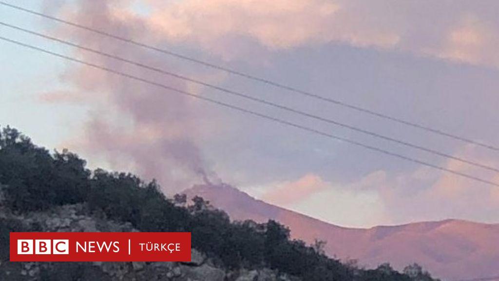 Hakkari'de üs bölgesinde patlama: 7 asker yaşamını yitirdi, 25 asker yaralandı