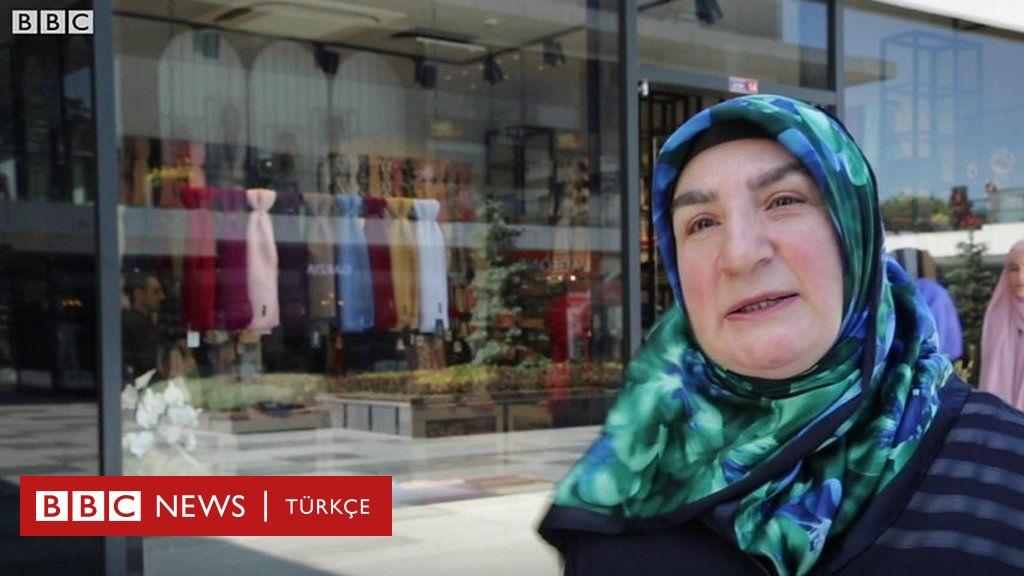 beb7695f0405a Tartışma yaratan muhafazakâr kadınlara yönelik AVM - BBC News Türkçe