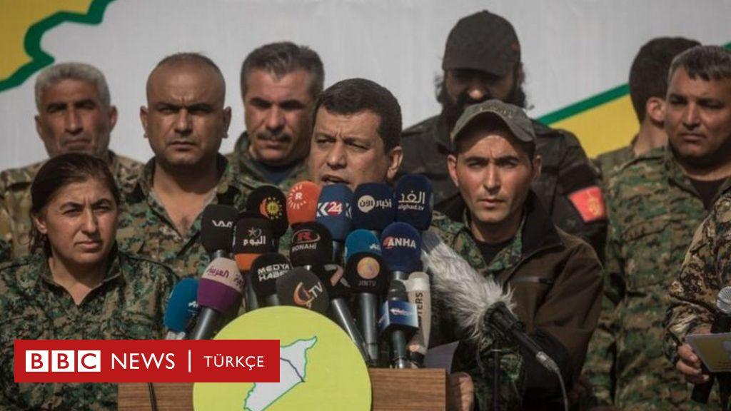 Mazlum Kobani: 'Yeni ABD yönetimiyle SDG arasında ortak bir program hazırlıyoruz'