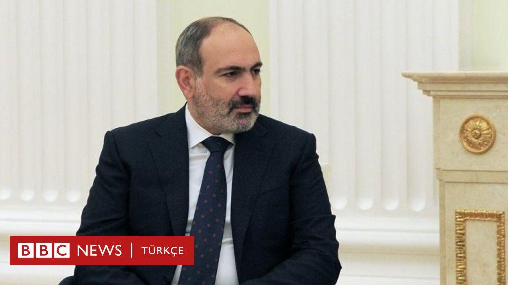 Ermenistan Başbakanı Nikol Paşinyan istifa etti