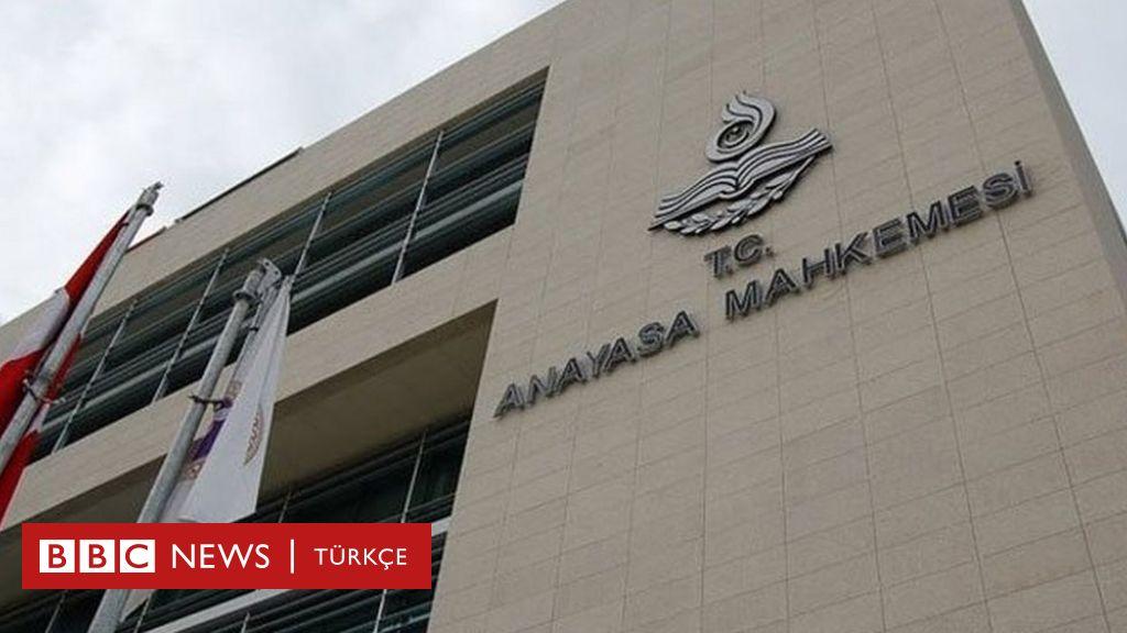 Anayasa Mahkemesi, HDP iddianamesini eksik bularak Yargıtay Cumhuriyet Başsavcılığına iade etti