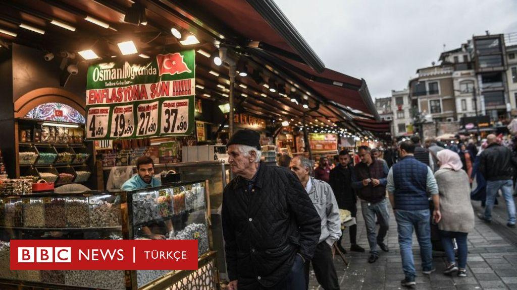 Türkiye'de enflasyon neden artıyor, 'vahim tablonun' nedenleri neler? - BBC News Türkçe