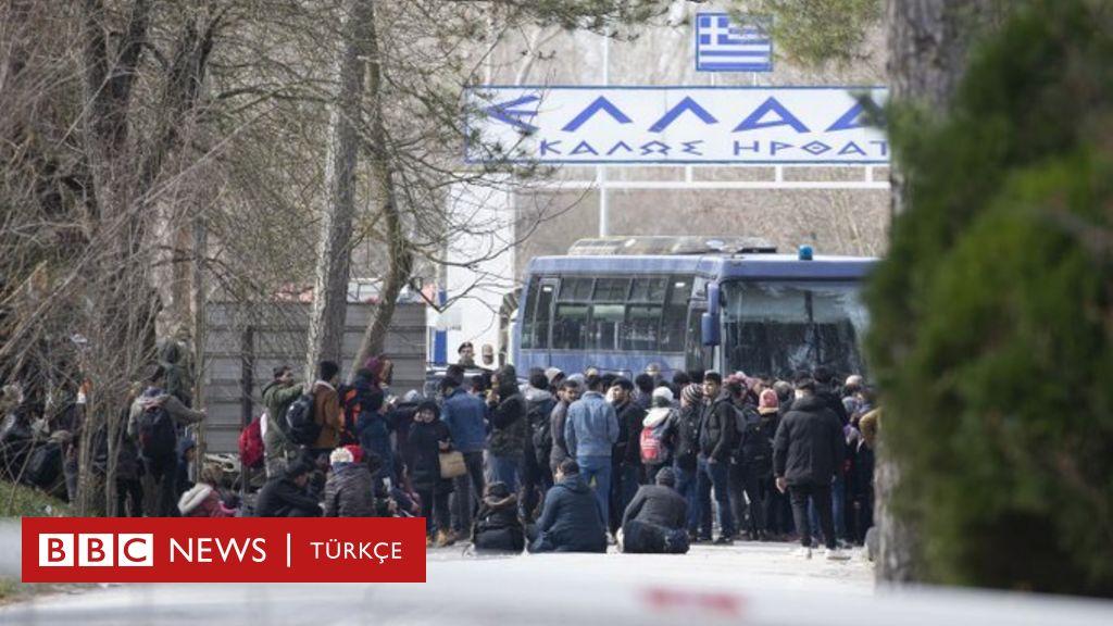 Türkiye'nin 'mülteci' açıklaması sonrası Yunanistan'da ordu alarma geçti, sınır devriyeleri artırıldı