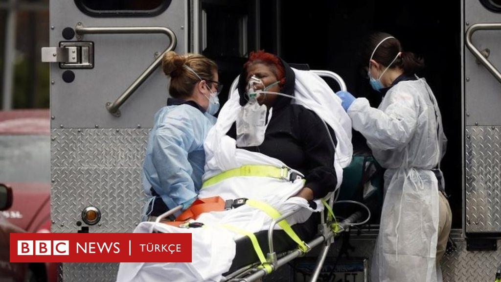 ABD'de koronavirüsten ölenlerin sayısı 5 bini aşarken Başkan Yardımcısı Pence uyardı: İtalya ile benzer bir eğri gösteriyoruz