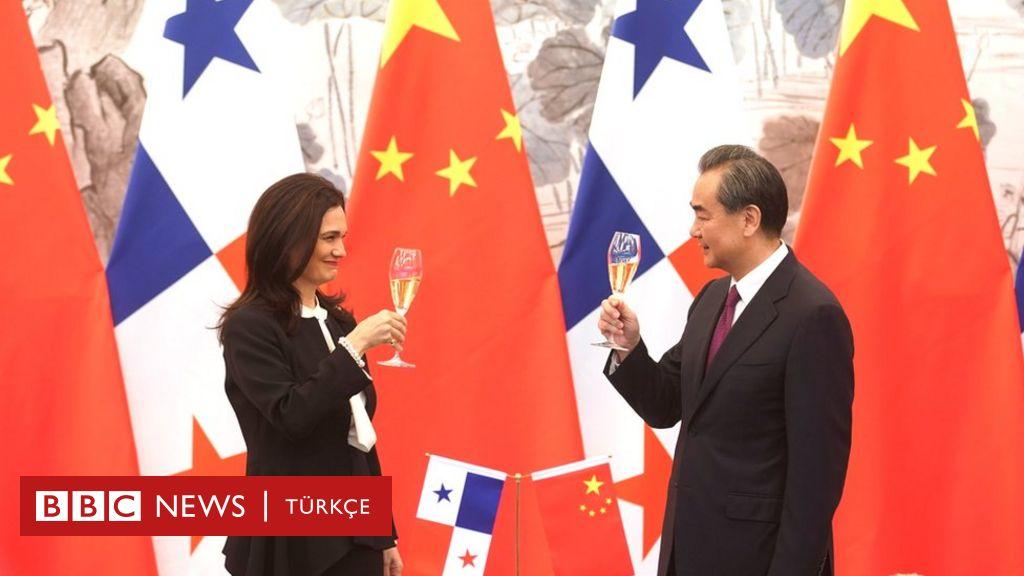 Bir ülke daha Tayvan ile diplomatik ilişkilerini kesti 96