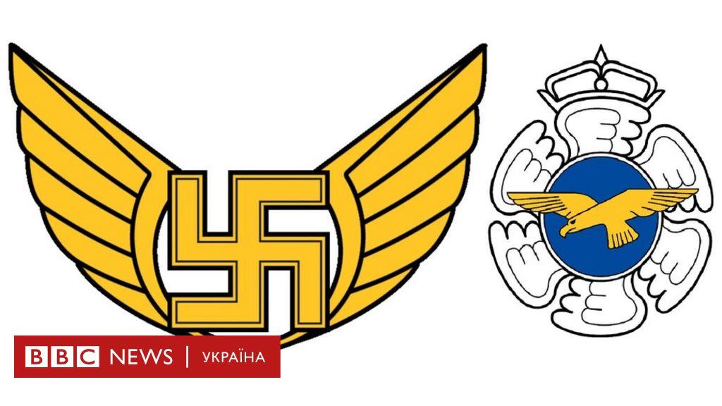 Авіація Фінляндії припиняє використовувати свастику як символ