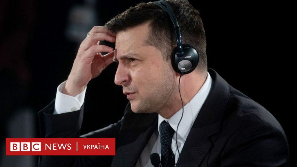 """Недовіра до Зеленського зростає, рейтинг """"Слуги народу"""" падає. Нове опитування"""