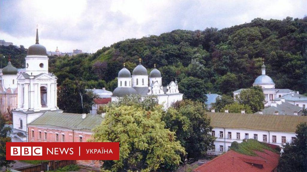 У Києві стався спалах коронавірусу у старовинному жіночому монастирі
