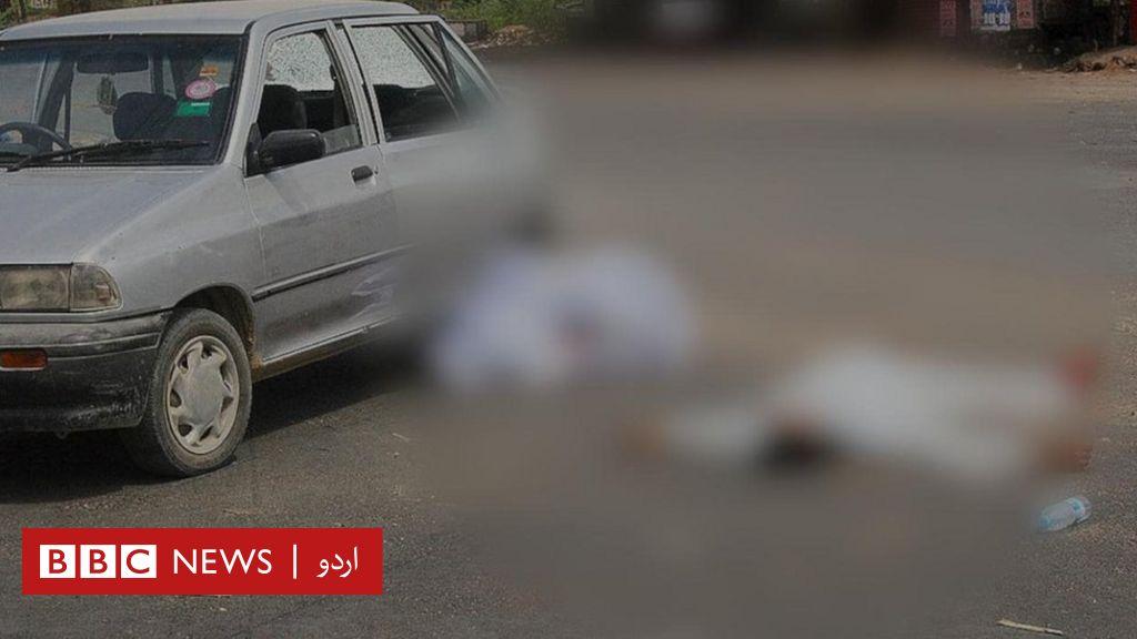 بی بی بی سی اردو - 12 مئی کا کراچی: 'وہ دن جب کسی حملہ آور کو کوئی ڈر نہیں تھا' thumbnail