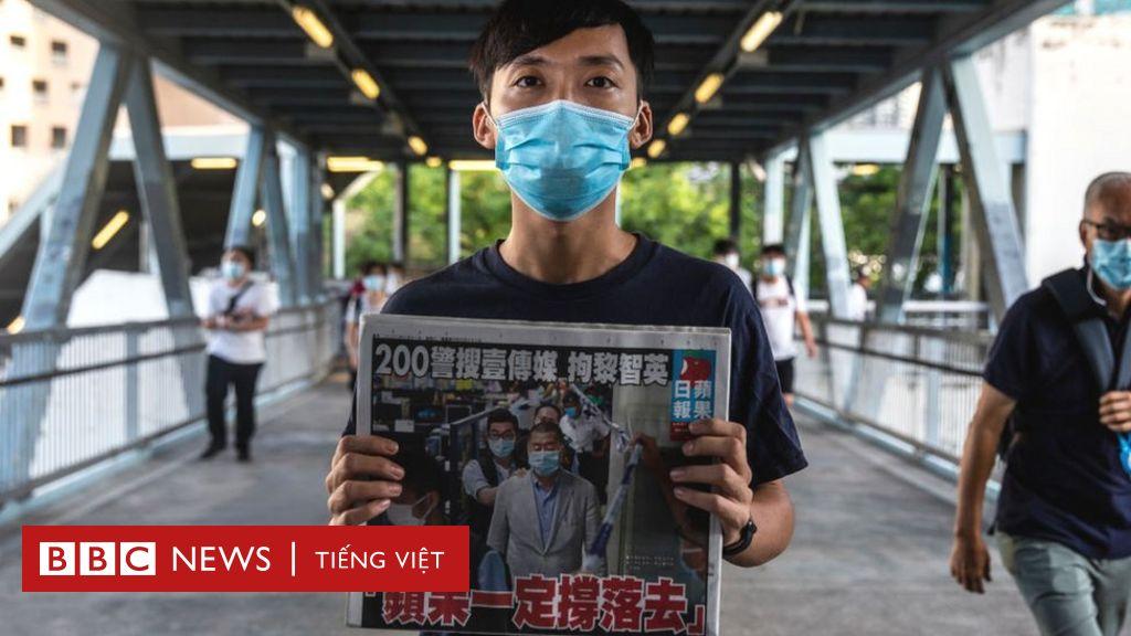 Hong Kong đóng băng tài sản của tỷ phú Jimmy Lai – BBC News Tiếng Việt