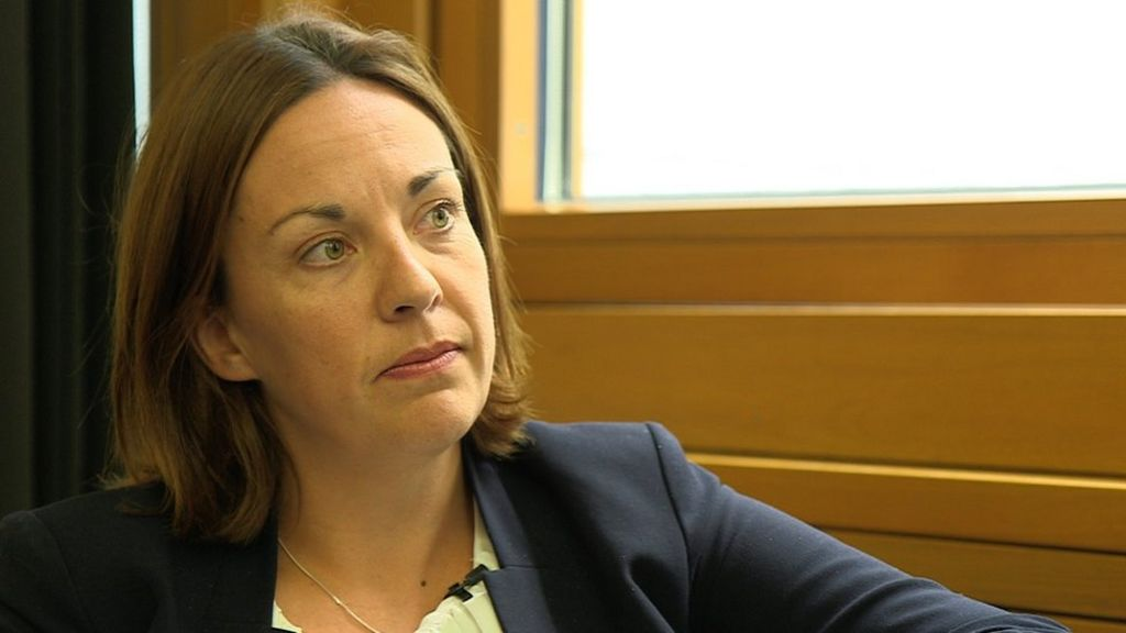 Labour's Kezia Dugdale 'outed as gay against her will'