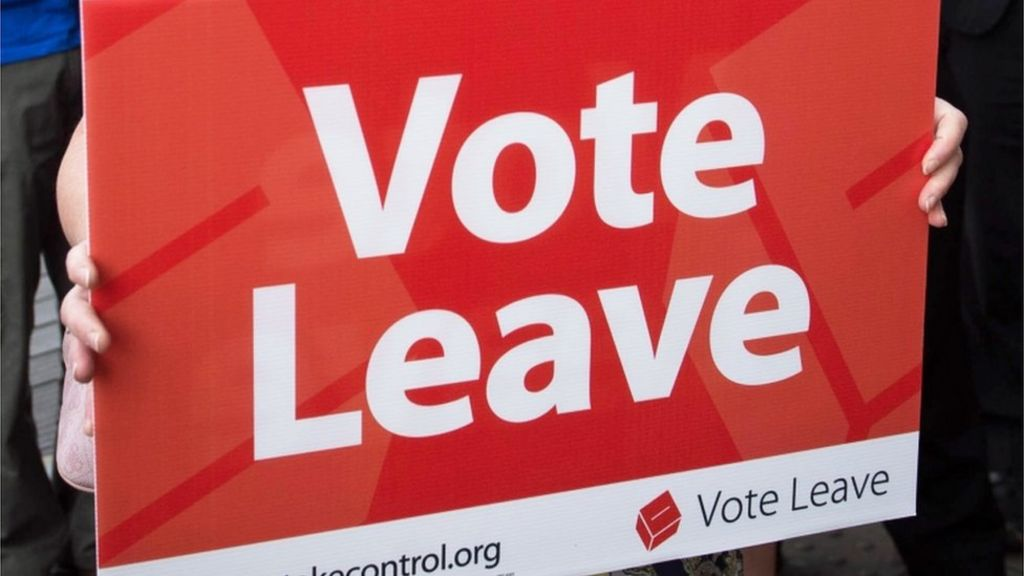 bbc.co.uk - Vote Leave data firm hit with first ever GDPR notice