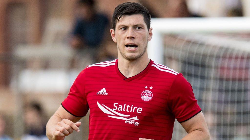 Scott McKenna: Celtic interested in Aberdeen centre-back - BBC Sport