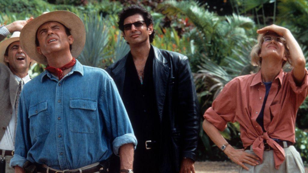 Original Jurassic Park Cast To Return In Next Movie Bbc News