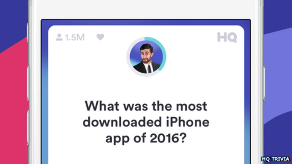 HQ Trivia: The free app giving away thousands of pounds