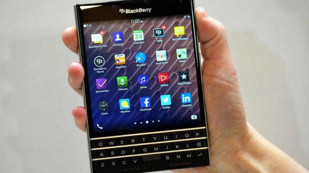 Blackberry says its handsets are 'as secure as ever' - BBC News