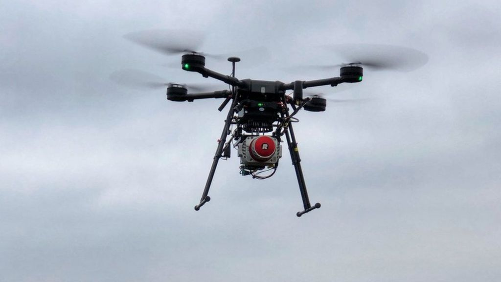 bbc.co.uk - Kenneth Macdonald - Laser drones 'to protect Scottish forests