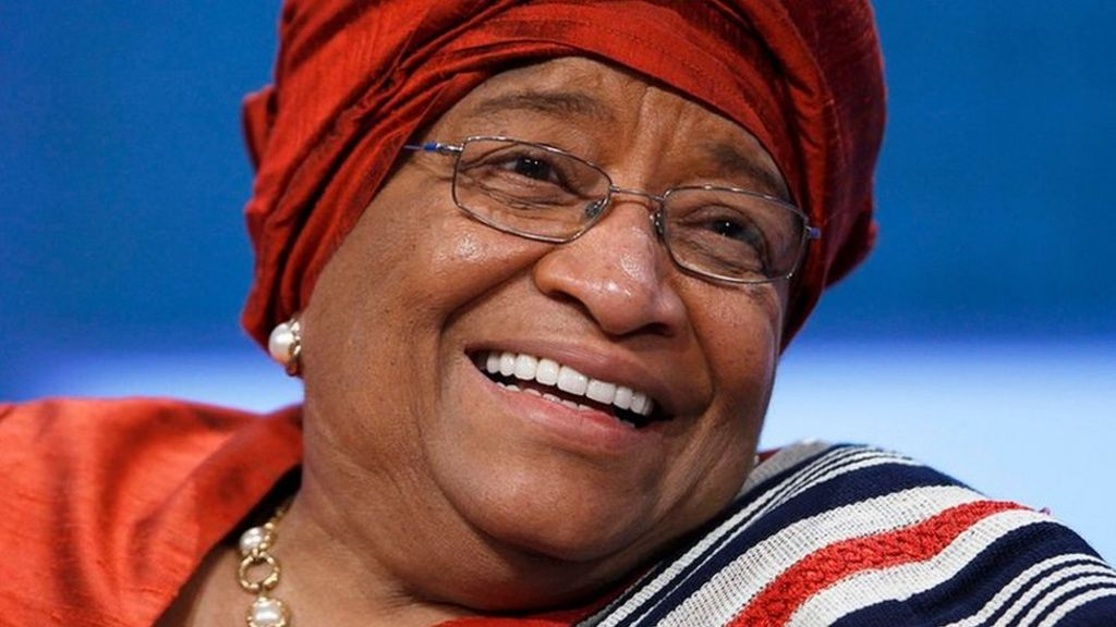 Ellen Johnson Sirleaf: The legacy of Africa's first elected female president - BBC News