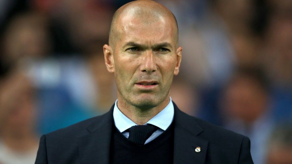 Image result for ZINEDINE ZIDANE BOTHERED BY CLUB'S INJURY LIST