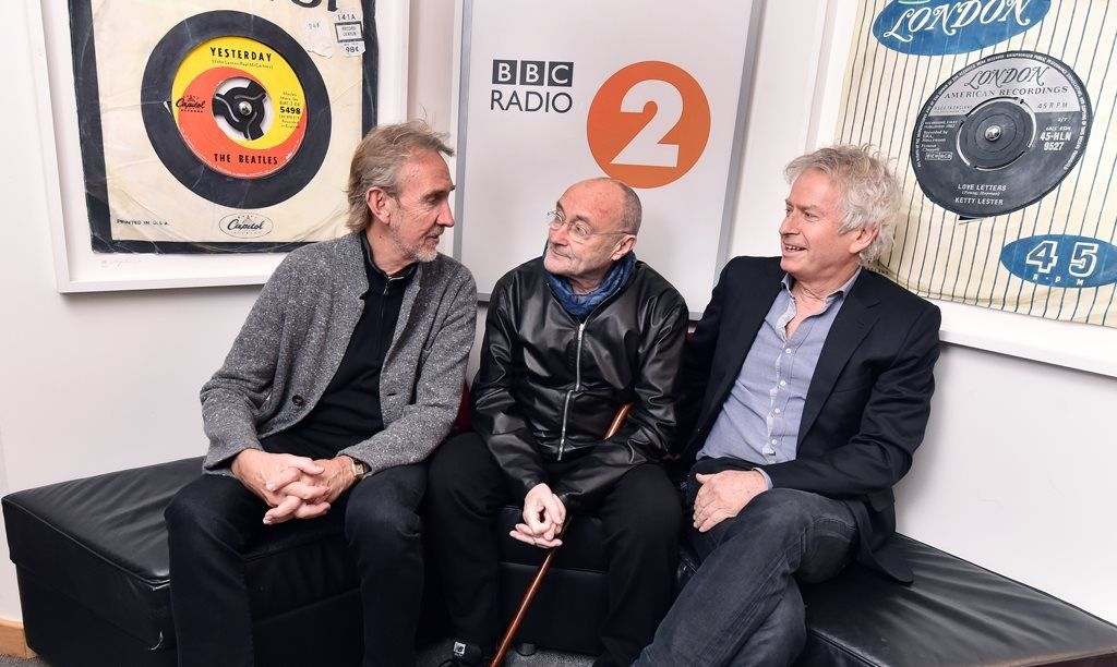 Genesis at BBC Radio 2