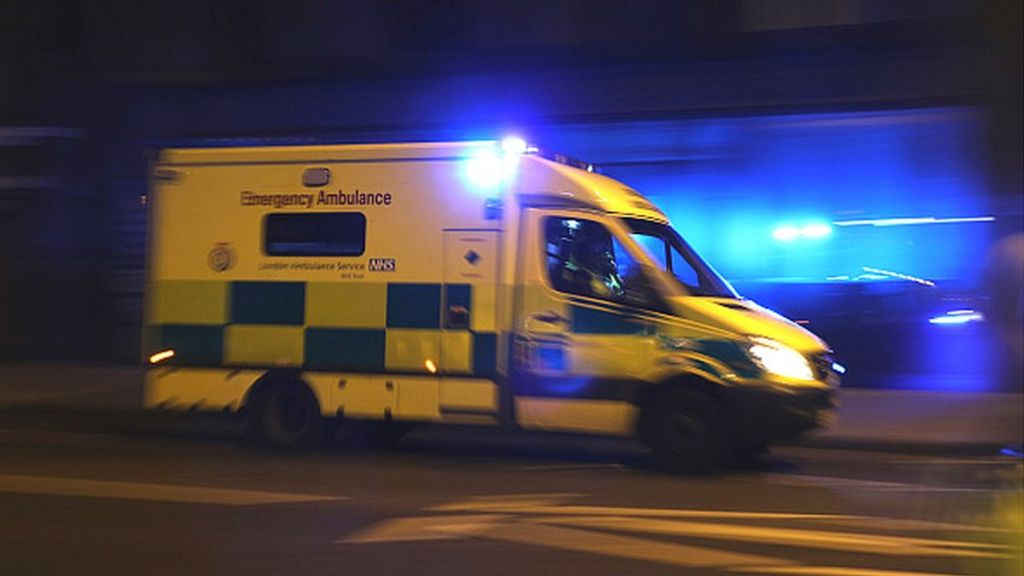 Serious ambulance incidents include rape allegation and