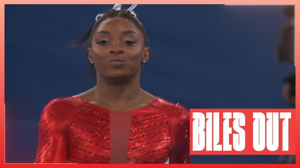 Tokyo Olympics: Simone Biles pulls out of women's team final after vault