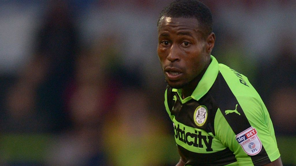 Dale Bennett: Sutton United sign ex-Forest Green defender on two ...