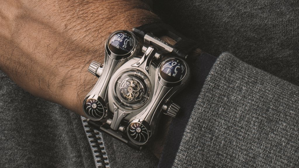 3cb9ac10674f7 Watch industry's times are changing - BBC News
