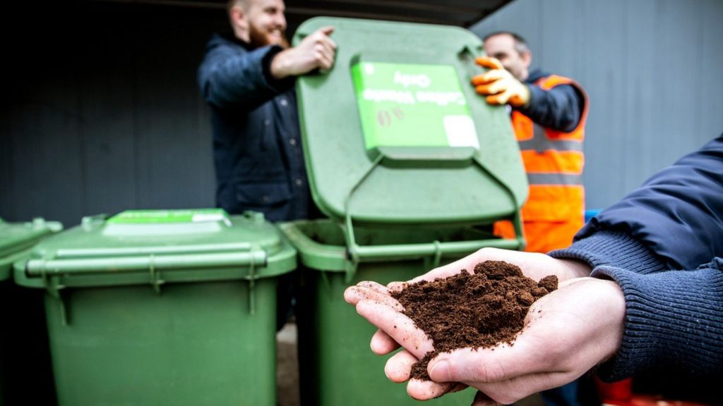 bbc.co.uk - Andrew Black - Coffee waste 'could replace palm oil