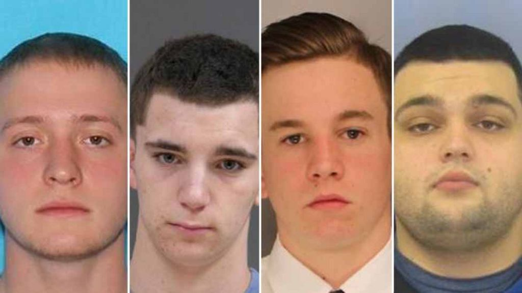 Four young men go missing in Pennsylvania and police fear foul play – BBC News