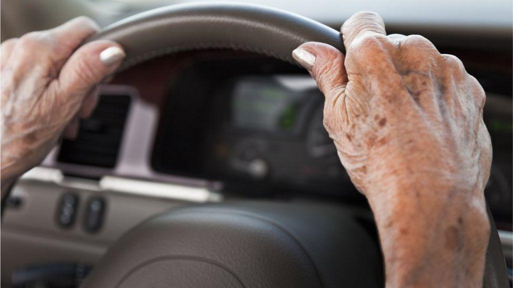 seniors driving test