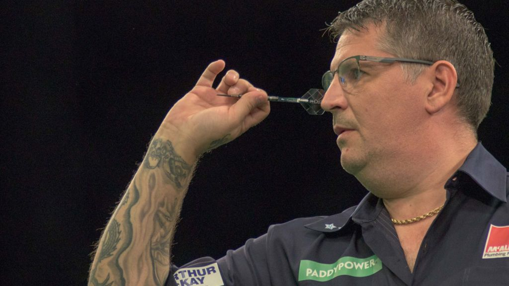 Champions League Of Darts Gary Anderson Seeks Return To Top