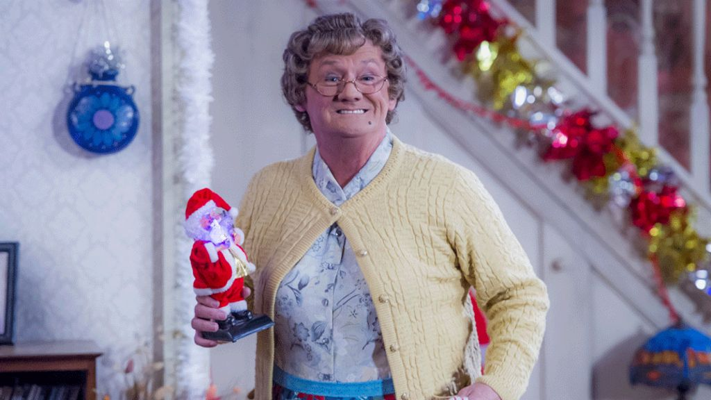 Mrs Brown's Boys back for two BBC Christmas specials