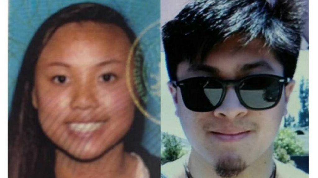 Missing US hikers died in 'murder-suicide'