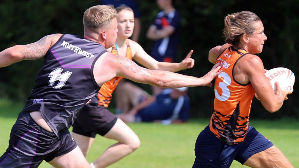 Touch Nationals: England coach Tim Osborne looks to World