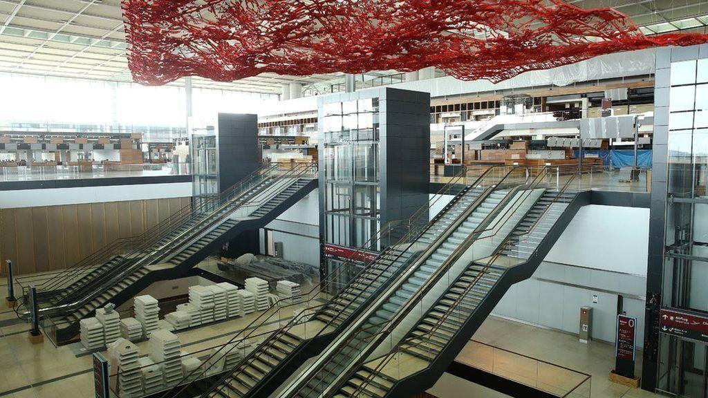 Berlin Brandenburg International Airport, 2018