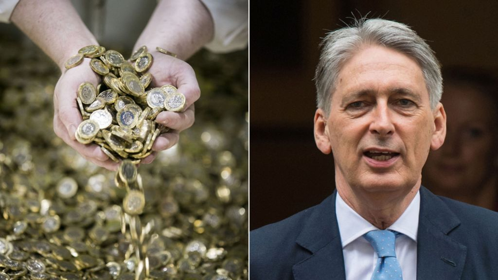 Brexit: UK will not cut taxes, says Philip Hammond