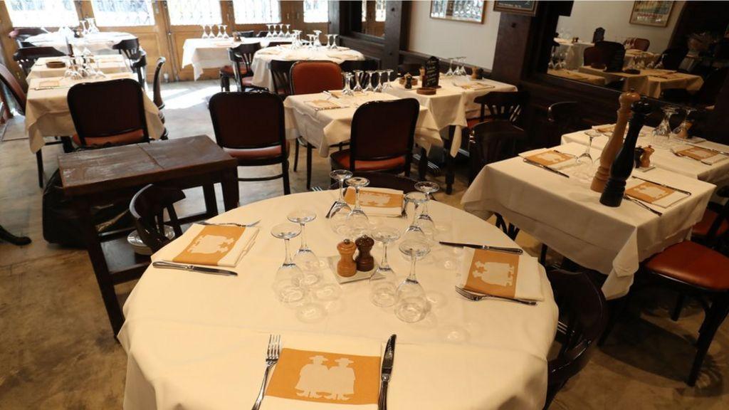 Coronavirus France To Reopen Cafes Bars And Restaurants Bbc News