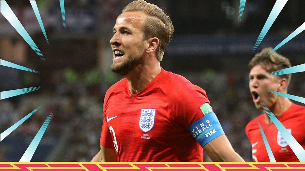 Highlights: Tunisia 1-2 England