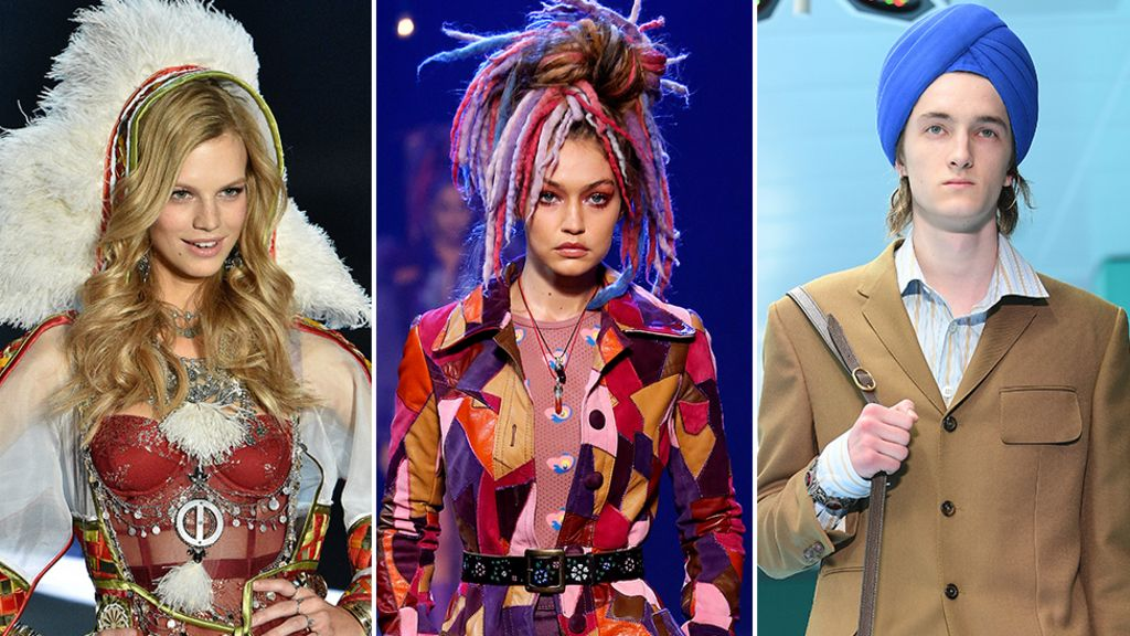 Does Fashion Have A Cultural Appropriation Problem Bbc News