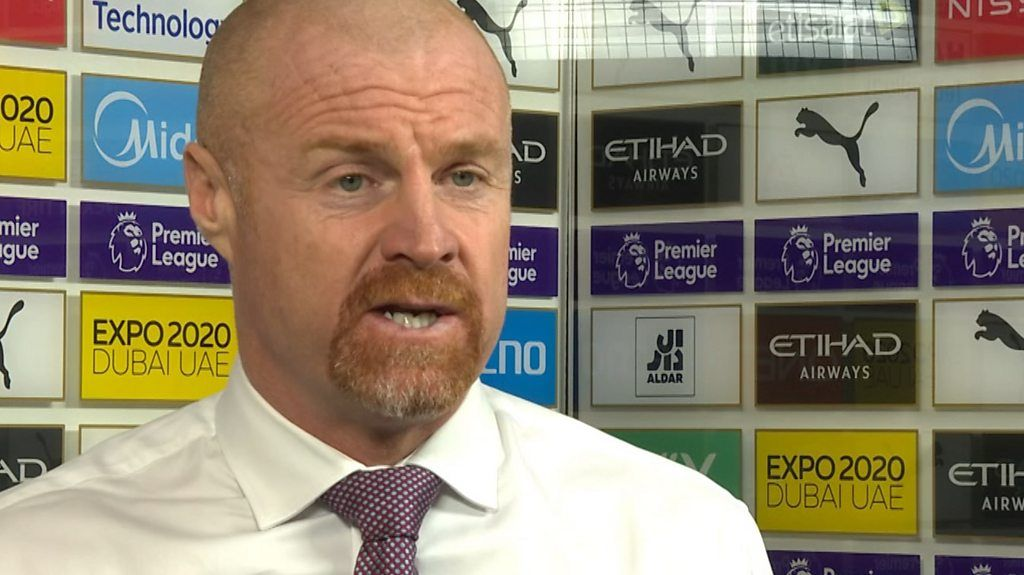 Manchester City 2-0 Burnley: Sean Dyche says Clarets would take a