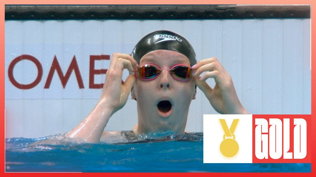 Tokyo Olympics: Lydia Jacoby wins women's 100m breaststroke gold