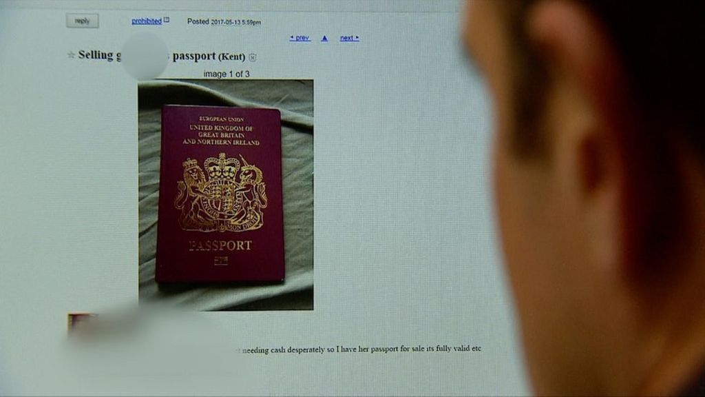 Websites allowing illegal activity 'complicit in crime' - BBC News