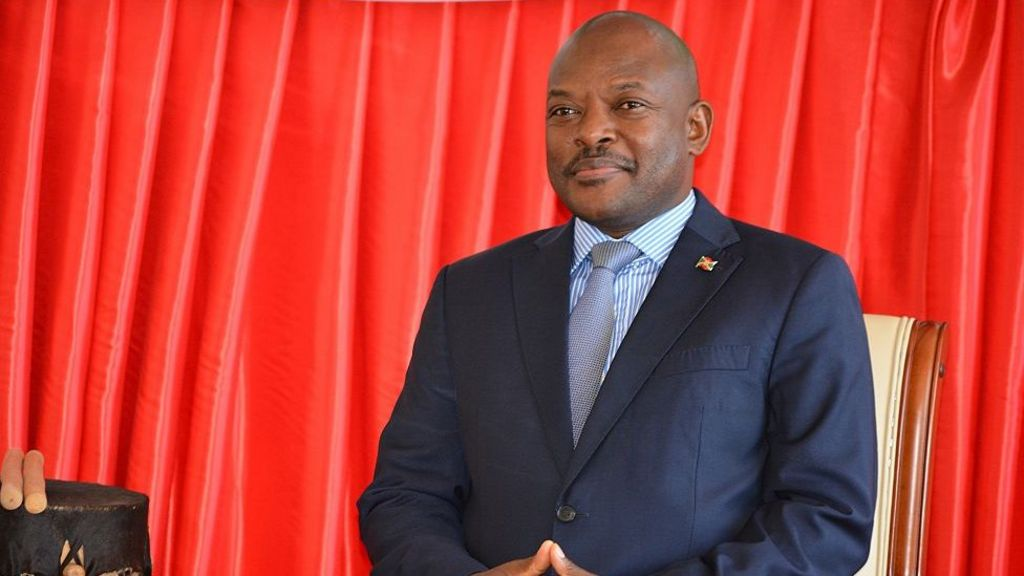 Pierre Nkurunziza: Burundi leader to get $530,000 and luxury villa ...