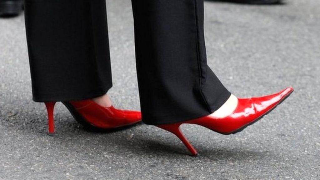 Pics of women in high heels